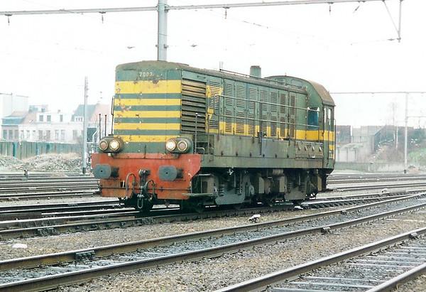 B Class 70