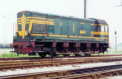 7209_a at Antwerp Nord Depot on 24th May 2003