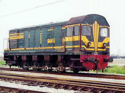 7209_b at Antwerp Nord Depot on 24th May 2003