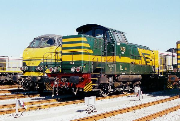 B Class 74