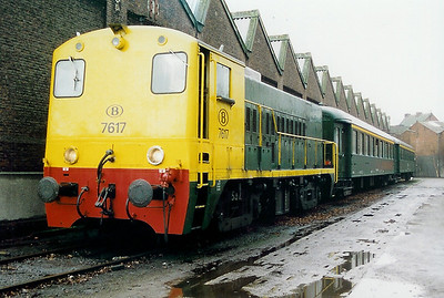 7617_a at Antwerp Dam Depot on 18th February 2000