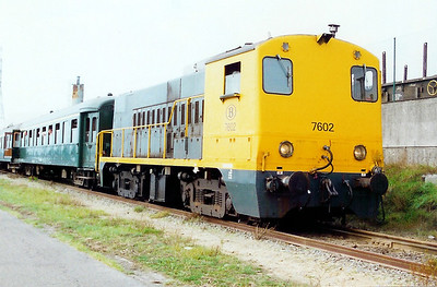 7602 at Alz on 9th September 2000