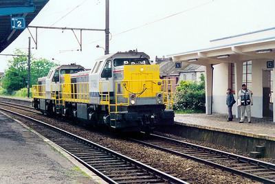 7759 at Marchienne Au Pont on 25th May 2003