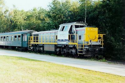 7702 at Walon Nellessen on 9th September 2000