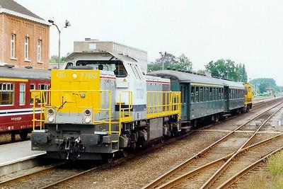 7702_b at Neerpelt on 9th September 2000