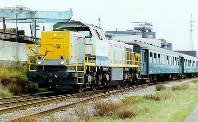 7702 at Alz on 9th September 2000