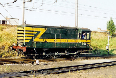 8466 at Antwerp Dam Depot on 19th June 1999