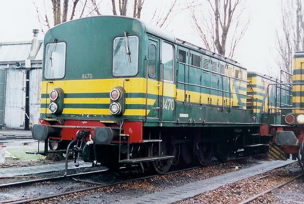 B Class 84