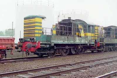 8522 at Schaarbeek Depot on 24th May 2003