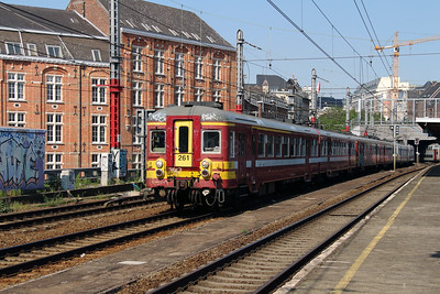 261 at Brusssel Chapelle on 7th June 2013