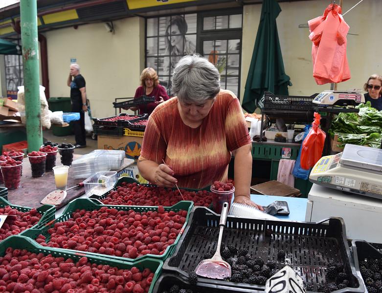 Green Market - Berries