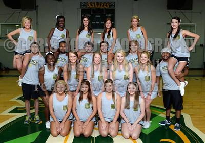 2013 Cheerleaders