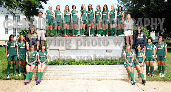 2012 Women's Soccer Team