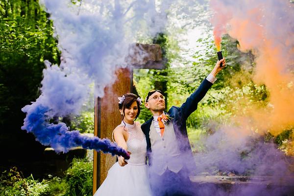 Belinda and Jeremy - wedding