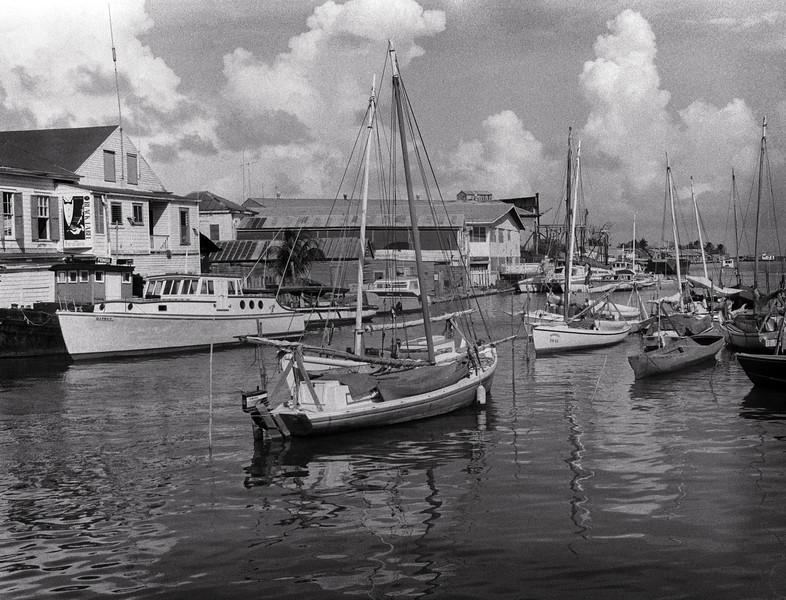 Belize City Inlet