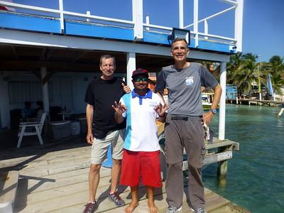 Belize Ambergris Caye Divers