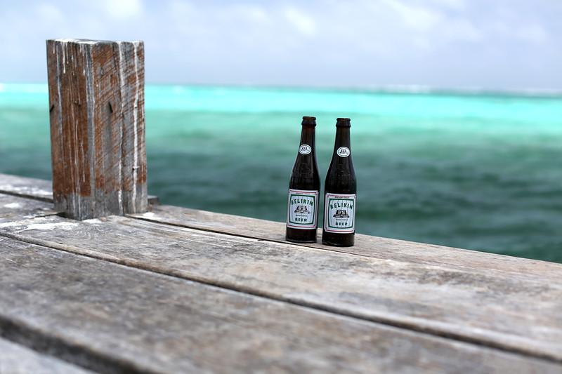 Belikin Beer, Ambergris Caye, Belize