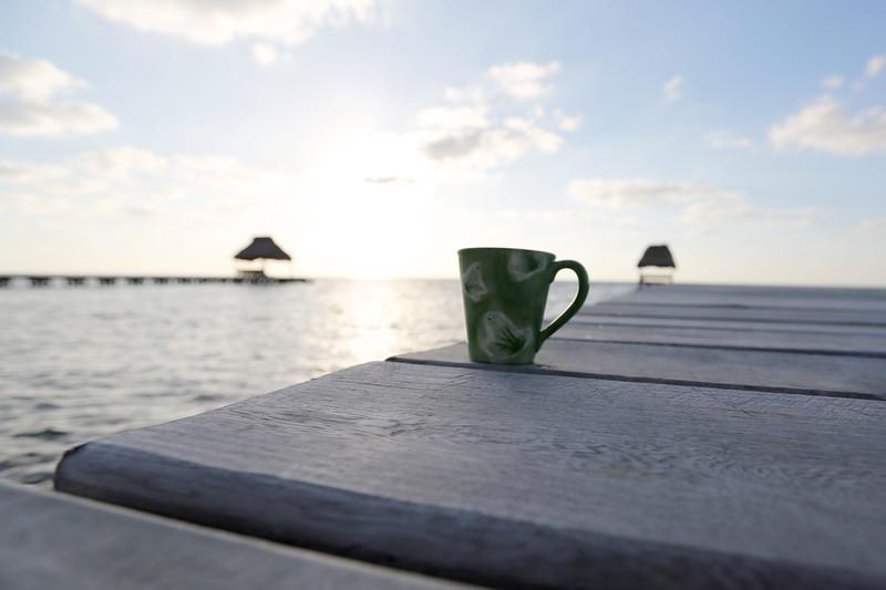 Sunrise, Ambergris Caye, Belize
