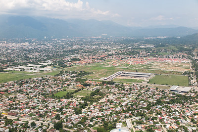 The city of San Pedro Sula is the most dangerous city in Honduras and some have said one of the most dangerous in the world. Needless to say, we don't spend much time up there walking around sight-seeing. We fly in and out for training once in a while, but for the most part we stay clear.