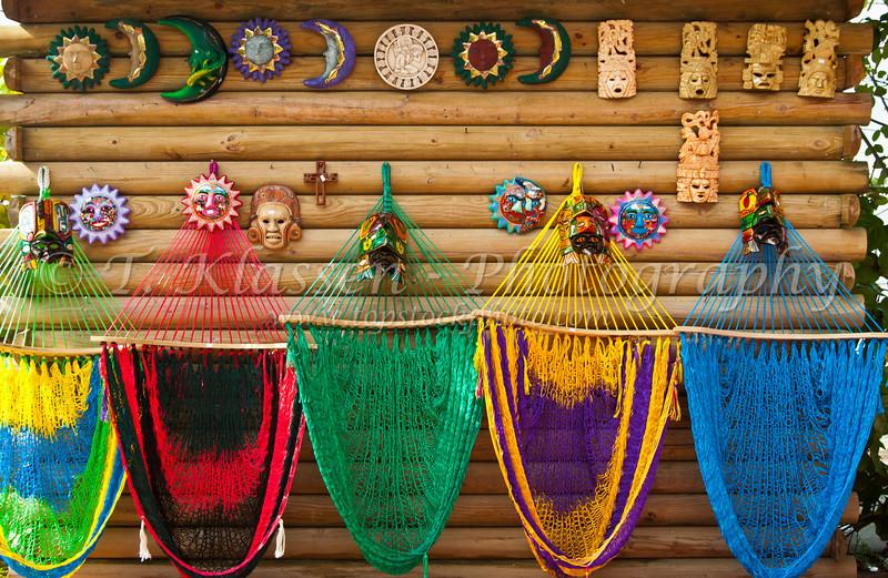 colorful hammocks for sale as souvenirs in belize city belize central america  belize belize city   topstockphoto  rh   topstockphoto