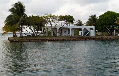 Lagoon lodging