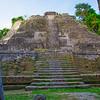 Lamanai Mayan Ruins in Belize