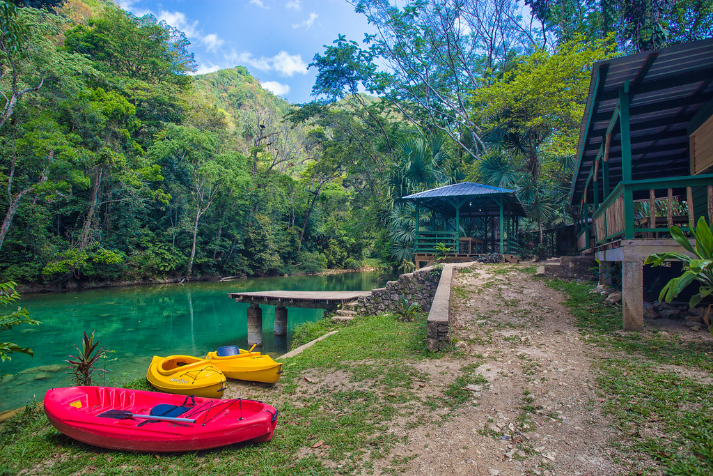 Blue Creek Rainforest Field Station - IZE