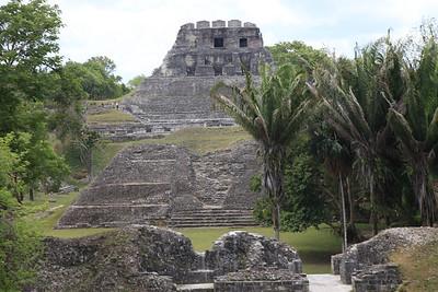 Ruiny Xunantunich