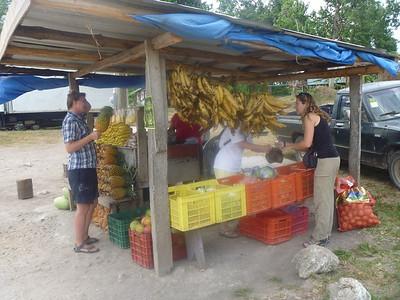 Na bazarze - zakupy przed wyjazdem na wyspÄ™