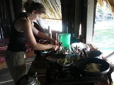 Gotowanie na wyspie