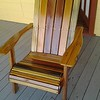 Rectory deck chair