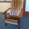 Third rectory deck chair