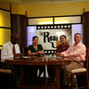 SBDCBelize invited two of PADF's participants, Ms. Reyna Ramos (left) and Mr. Channing Garoy (right) to share their experiences and business ideas on a weekly local show - The Real Deal - on June 26th, 2014.