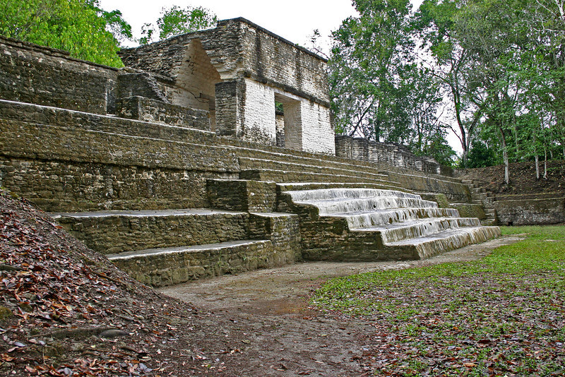 This large palace structure is one of more than 30 that are now protected by the Cayo Branch of the Belize Tourism Industry Association .
