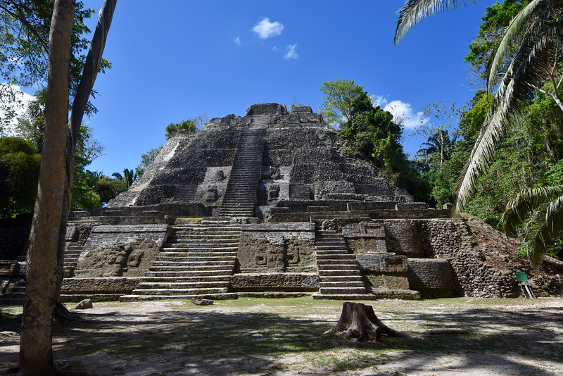 Lamanai Ruins, Orange Walk, Belize