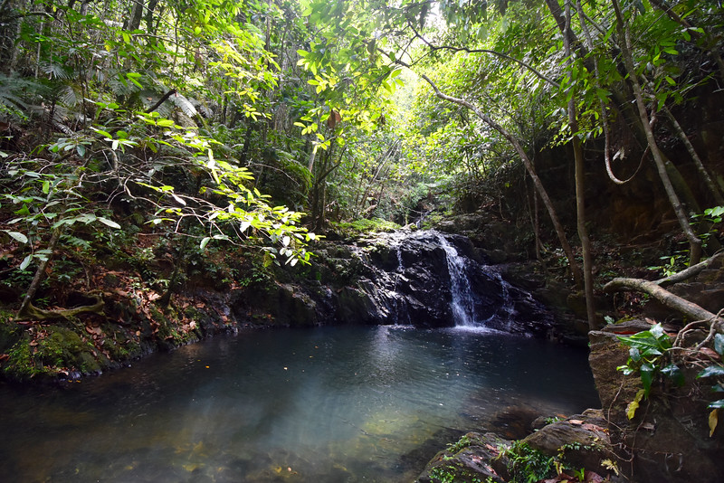 Antelope Falls, Mayflower Bocawina, Stann Creek, Belize