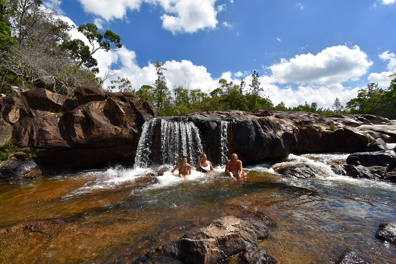Rio on Pools, Cayo, Belize