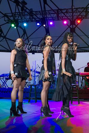 Bell Biv Devoe, SWV, And En Vogue In Concert - Detroit, Michigan