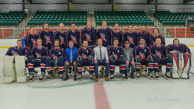Bell Island Sr. Blues Team Pics