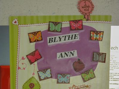 Blythe Ann