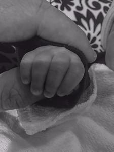 Barrett's Hand