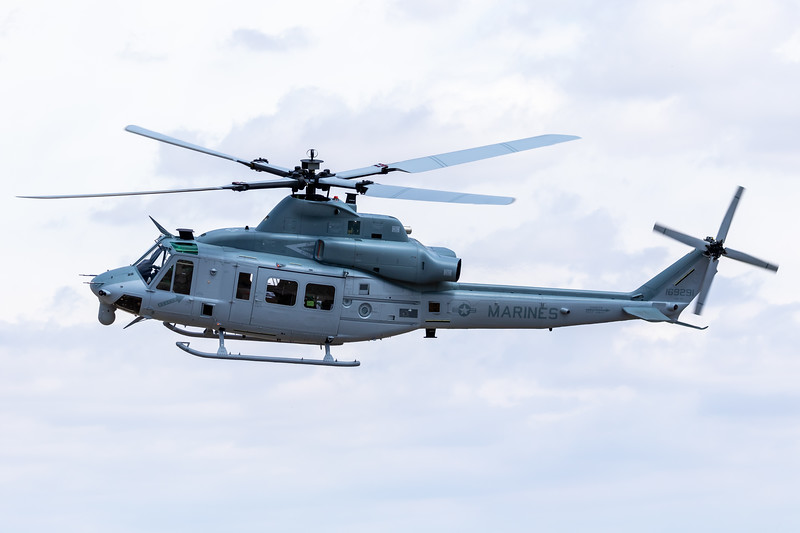 "-(Aircraft) Bell UH-1Y Venom<br /> -(Nation & Service) United States Marine Corps<br /> -(Squadron) Marine Light Attack Helicopter Squadron 469 ""Vengeance""<br /> -(Home Base) Marine Corps Air Station Camp Pendleton, California"