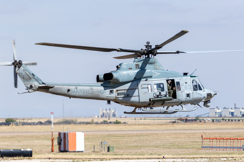 "-(Aircraft) Bell UH-1Y Venom<br /> -(Nation & Service) United States Marine Corps<br /> -(Squadron) Marine Light Attack Helicopter Squadron 269 ""The Gunrunners"" <br /> -(Home Base) Marine Corps Air Station New River, North Carolina"