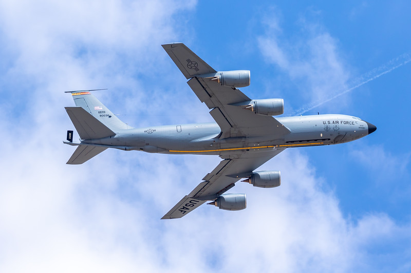 -(Aircraft) Boeing KC-135R Stratotanker<br /> -(Nation & Service) United States Air Force<br /> -(Squadron) 54th Air Refueling Squadron<br /> -(Home Base) Altus Air Force Base, Oklahoma