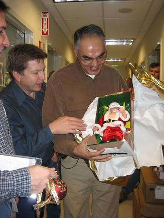 """It's a """"Jingle Belly Santa"""" ..."""