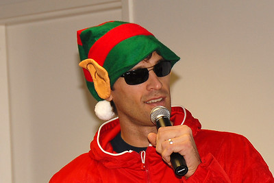 """The """"Big Elf"""" speaks ... (with an elf accent)    :-)"""
