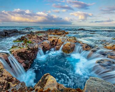 Pele's Well, Big Island, Hawaii