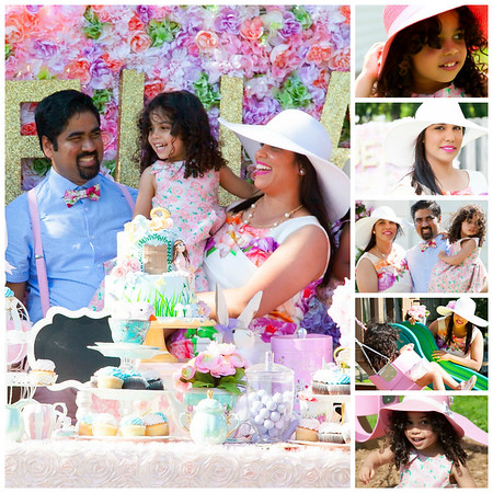 Bella's Birthday Tea Party