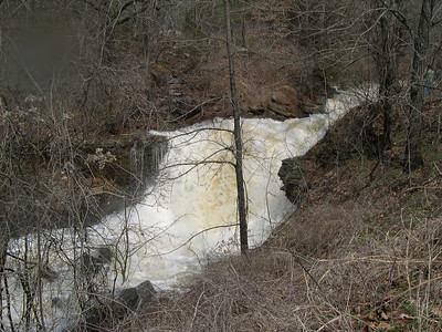 Lake Ann water fall  2008(1)