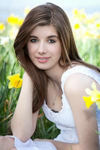 """Classic Portrait"" - Daffodil Series"